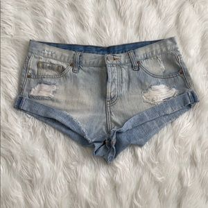 BDG Urban Outfitters | Mid-rise Slayer Shorts